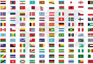 Wyniki konkursu na najsmaczniejszą flagę świata
