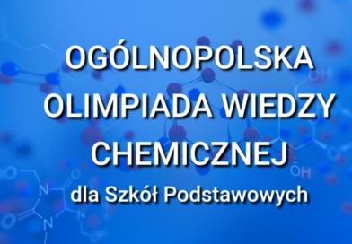 Ogólnopolska Olimpiada Wiedzy Chemicznej dla Szkół Podstawowych